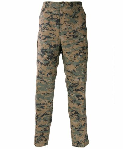 Marpat BDU Tactical Military Pants Propper Uniform Gear ZipperFly 60//40 Ripstop