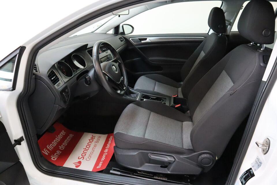 VW Golf VII 1,2 TSi 85 Startline BMT Van Benzin modelår 2014
