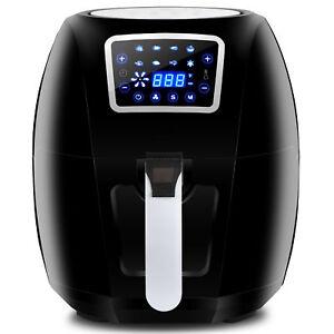 1700W-Extra-Large-Deep-Air-Fryer-LCD-Display-Temperature-Control-6-3Qt-8-Presets