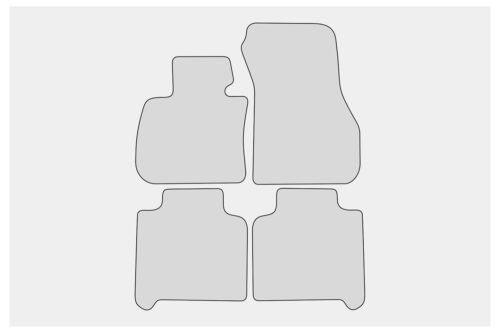2015 Ganzjahres Fußmatten für BMW 2er Gran Tourer F46 Bj