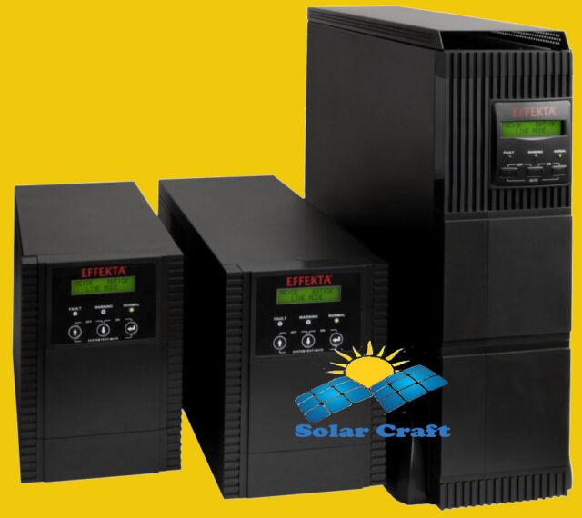 EFFEKTA Inverter Console inverter rottura Pile Server Apps Protezione 1500 VA