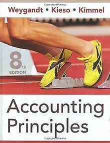 Accounting Principles von Jerry J. Weygandt | Buch | Zustand sehr gut