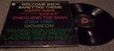 """Kings Road """"Today's T.V. Hits"""" LP 70'S TV SITCOMS, BARETTA, STAR TREK, ETC."""