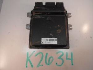 08 ALTIMA MEC120-152 A1 COMPUTER BRAIN ENGINE CONTROL ECU ECM EBX MODULE K8811