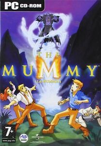 The-Mummy-La-Mummia-PC-CD-Rom