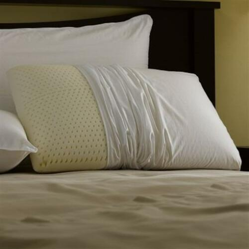 Pacific Coast Feather 3307 Restful Nights Even Form Latex Pillow King
