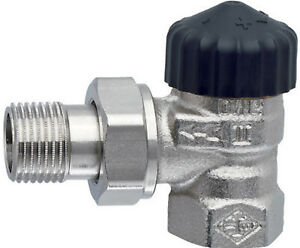 Heimeier Thermostatventil 34 Zoll Eck Form Dn20 Heizkörperventil