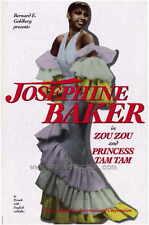 JOSEPHINE BAKER Movie POSTER 11x17 Josephine Baker