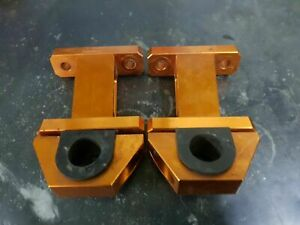 MAZDA-RX7-FD3S-13B-SUPER-NOW-ANTI-ROLL-BAR-SWAY-BRACKETS-WITH-POLY-BUSHES