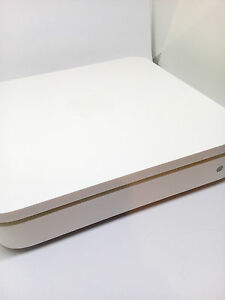 Apple-Airport-Extreme-A1143-MB053B-A-Gigabit-Dual-Band-Wireless-N-802-11n-Router