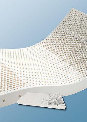 "6"" 5-Zone Latex Mattress Support Core - Guaranteed 100% NATURAL Dunlop Latex"