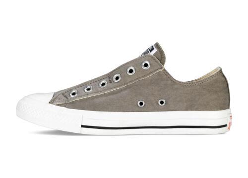 hot sale buy best shoes 1x841 All GrisOrange Glissant Converse Ct As Enfiler Star À Chuck ...