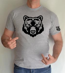 BIG BEAR,PAPA,MUMMA,BABY,fun t shirt