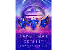 Artikelbild Take That - ODYSSEY - Greatest Hits Live (Limited DVD + CD) - (DVD + CD)