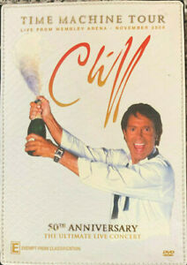 CLIFF-TIME-MACHINE-TOUR-50th-Anniversary-Concert-DVD