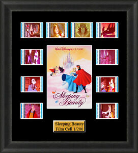 Disney-Sleeping-Beauty-1959-Film-Cell-Memorabilia-FilmCells-Movie-Cell