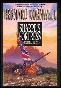 Sharpe-039-s-Fortress-India-1803-by-Bernard-Cornwell