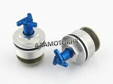 FRONT FORK BOLT FOR YAMAHA TW200 TW225 PRELOAD FORK CAP ADJUSTERS