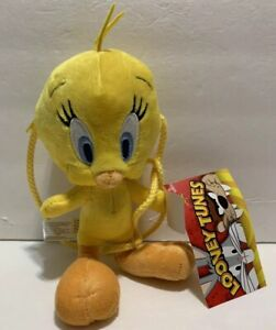 Six Flags Magic Mountain Looney Tunes Tweety Bird The Cutest Red Hat 1999 NWOT