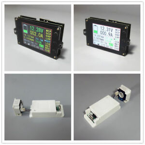 Wireless Battery Monitor Meter DC 120V 500A VOLT AMP AH SOC Remaining Capacity