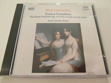 Beethoven - Eroica-Variations / Variations For Piano (CD Album) Used Very Good