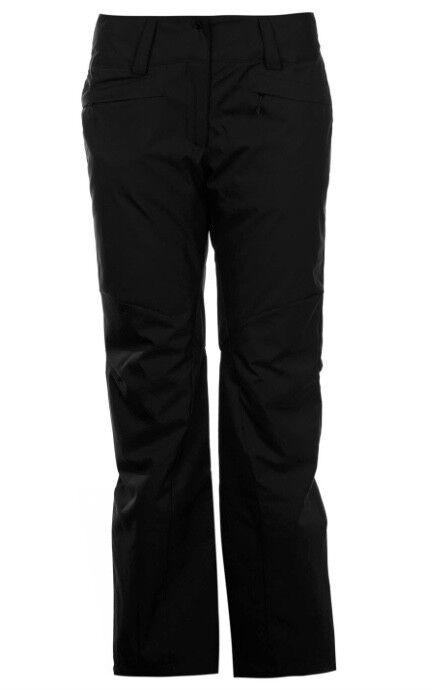 Salomon women Subir Pantalones de Esquí black size M o L NUEVO con Etiqueta