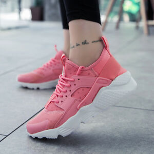 9500034fdada81 Image is loading Womens-Sneakers-Lightweight-Casual-Walking-Shoes -Gym-Breathable-