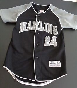 a721661a4f91c9 ... canada image is loading florida marlins baseball miguel cabrera black  jersey true 10ae1 7a685