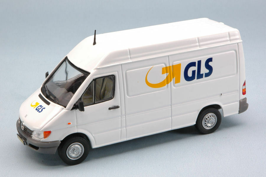 Mercedes Sprinter GLS 1 43 Model 1098 universal hobbies