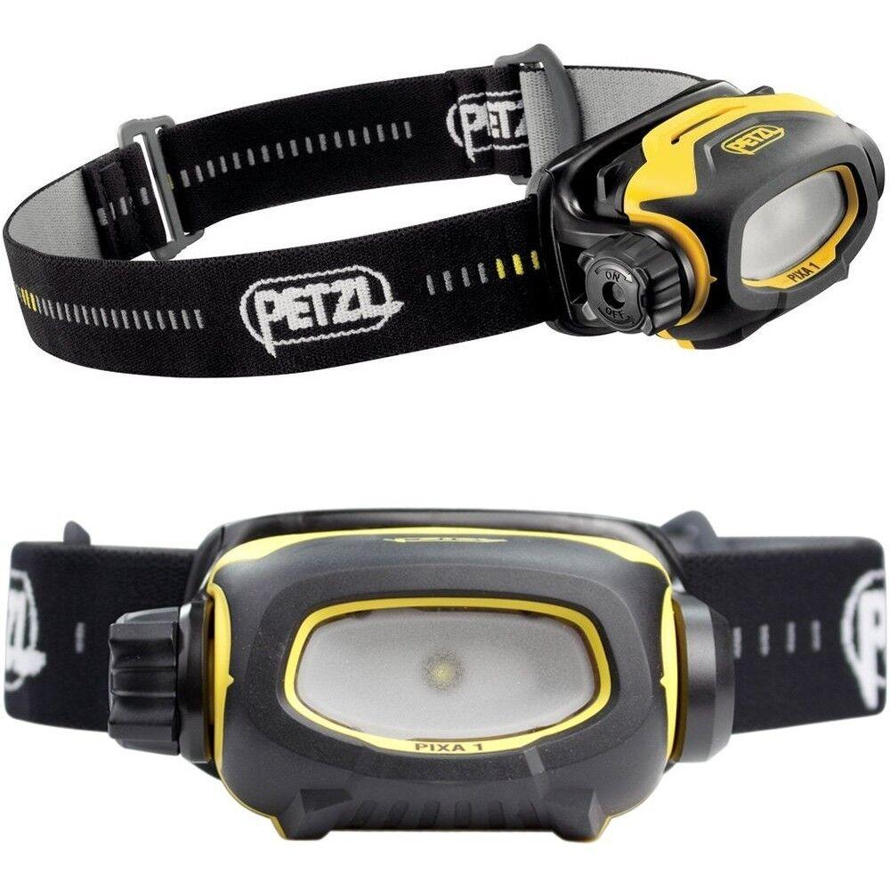 Petzl Work Light   Scheinwerfer Pixa 1 inkl. 2 x AA Batterien - max. 60 LuSie