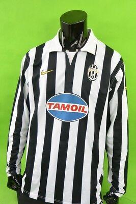 the best attitude ea0c5 e5d3f Nike Juventus Home Jersey 2006-2007 Juve Long Sleeve SIZE XL (adults)   eBay