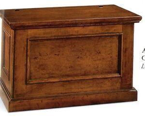 Cassapanca baule arte povera legno biancheria cassapanche bauli mobile mobili ebay - Cassapanca in legno ikea ...