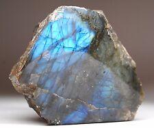 588 Gram Labradorite Crystal Specimen From Madagascar Rby40