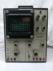 Vintage-Heathkit-Oscilloscope-Model-IO-102
