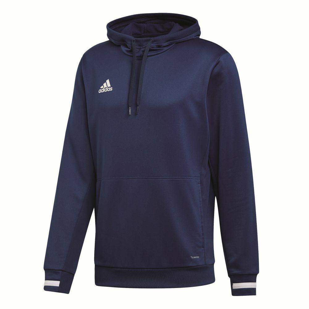 Adidas Team 19  Mens Sports Training Long Sleeve Hoodie Hooded Sweatshirt Top  unique design