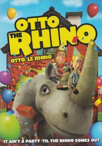 Otto-el-Rinoceronte-Bilingue-Canadiense-Liberacion-Nuevo-DVD