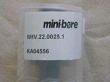Klemmhalter zum Nutenstoßen Mini Bore, Typ NHV 22.0025.1 gebraucht