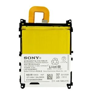D-039-origine-Smartphone-Batterie-De-La-Couverture-Sony-Xperia-Z1-L39H-C6903