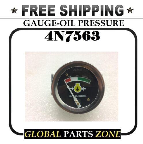 GAUGE-OIL PRESSURE 1W3292 2Z3468 for Caterpillar 4N7563 CAT