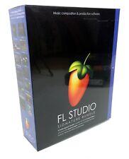 Image Line FL Studio 12 Signature Bundle - Produktions-Software
