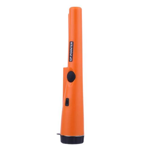 LD/_ Waterproof Pinpointer Metal Detector Finder Handheld Pin Pointer Probe Aut