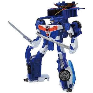 Transformers Go! G01 Équipe Samurai Kenzan Takara Misb