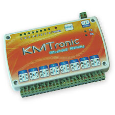 KMTronic RS232 Serial COM controlled 8 Channel Relay Board BOX - 12V
