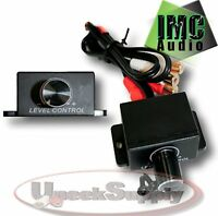 BRAND NEW Universal Car Amplifier Bass RCA Level Volume Control Knob AALC LC-1