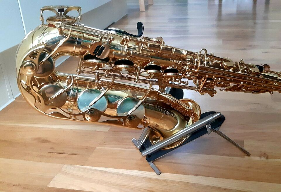Saxofon, FF holder / ophæng