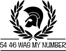 Toots & The Maytals  54 46 Ska stickers Skins Skinhead Reggae stickers
