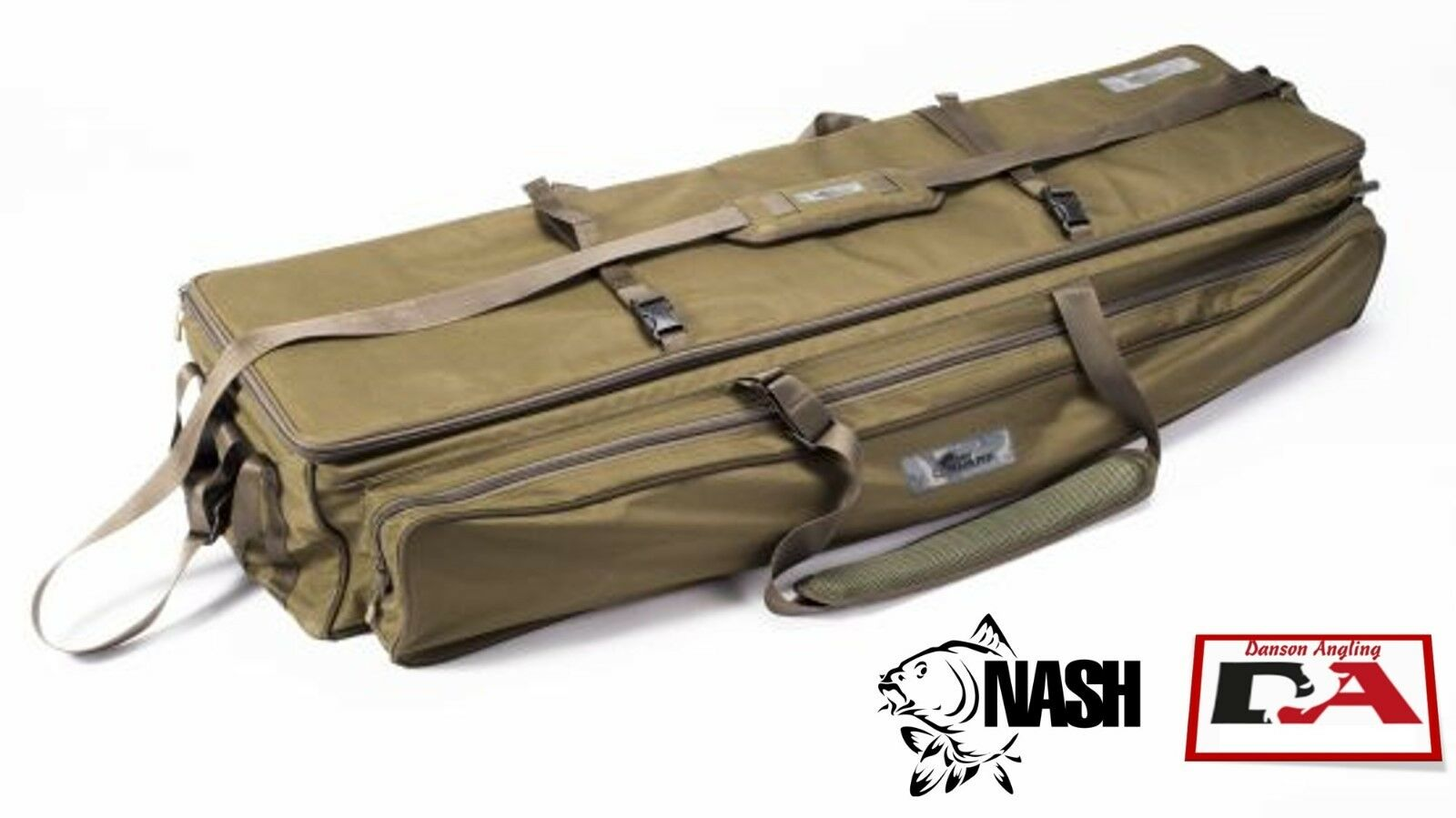 Nash Dwarf 9ft 3 Rod Carry System T4686 NEW 2019