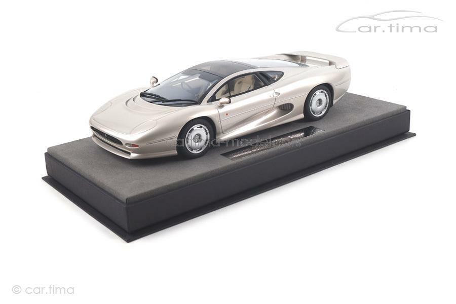 Jaguar xj220-Silver - 1 of 150-Top Marques - 1 18 - top39c