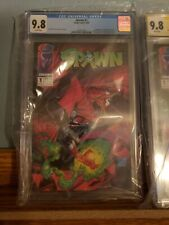Spawn #1 (1992 Image, 1st Appearance of Spawn) ? CGC 9.8