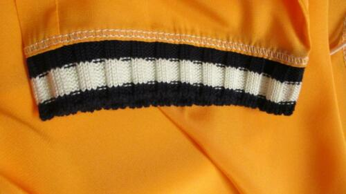 blouse oranje maat kraag 4 L gebreide neon in 4 arm zijden Narli Iw7vAq5q
